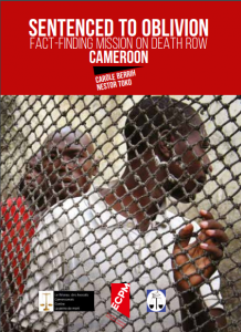 Sentenced to oblivion - cameroon