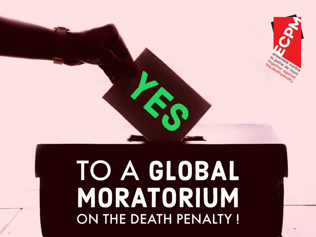 7th World Congress Against the Death Penalty, 3 months to go! | ECPM